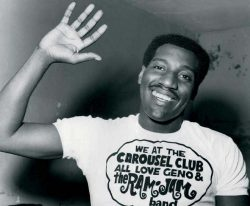 Otis Redding.
